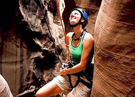 Moab Canyoneering & Rock Climbing