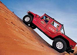 Moab Hummer Tours