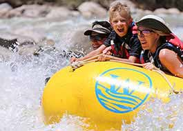 Desolation Canyon Utah Rafting Whitewater Smiles