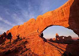 Arches National Park Morning Adventure