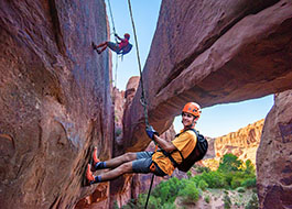 Moab Canyoneering Chandler 26