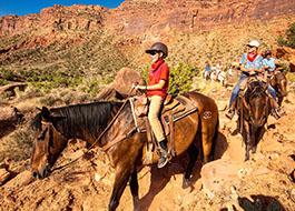 Moab Horseback Riding