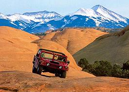 Private Moab Hummer Tours