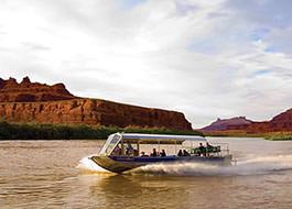 Moab Jet Boat Tours Speeding