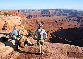 Moab Mountain Biking Dead Horse Point Singletrack 3