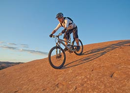 Moab Mountain Biking Klondike 2