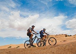 Moab Mountain Biking Klondike