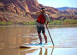Calm Colorado River