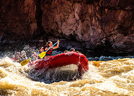 Moab River Rafting Cloudburst Full Teens 1