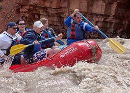 Colorado River Rafting Full Day