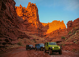 Moab Jeep Rental