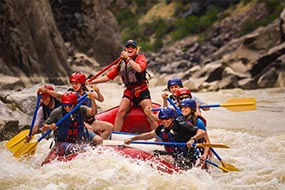 Westwater Canyon Rafting Cooley