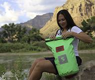 Desolation Canyon Utah Rafting Day Bag