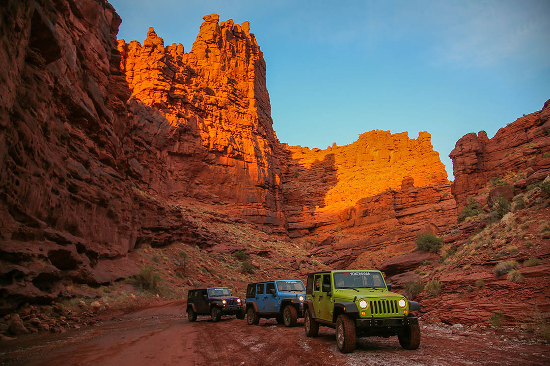 Ranch Jeep >> Moab Pictures