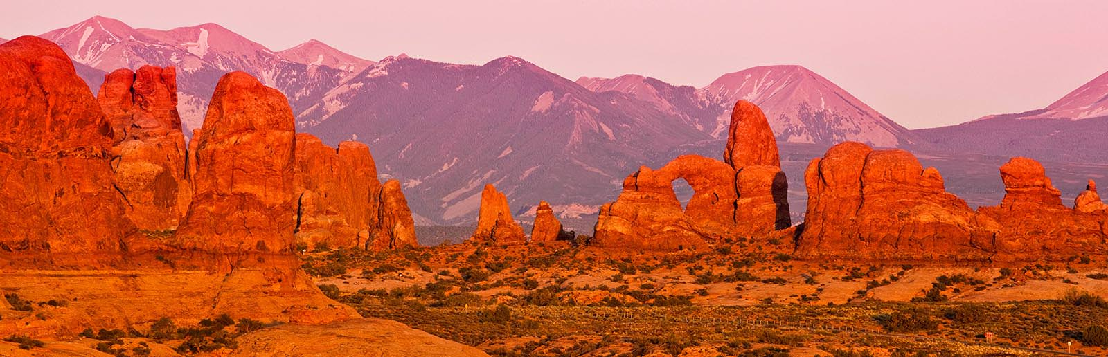 Arches National Park Bus Tour Moab Adventure Cente