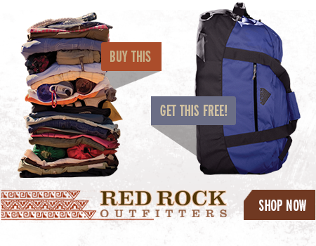 Gear up with Red Rock Outfitters