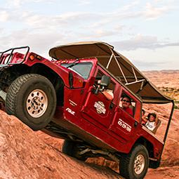 Westwater Canyon Hummer