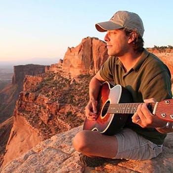 Canyonlands National Park Guitar