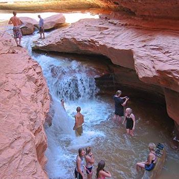 Cataract Canyon Indian Creek