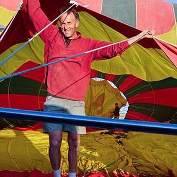 Moab Hot Air Balloon Rides Phil