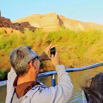 Moab Jet Boat Tours Camera