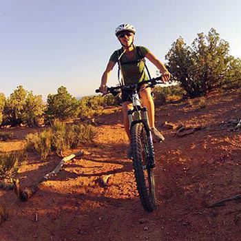 Moab Mountain Biking Single
