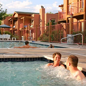 Southwest Vacation Package Gonzo Pool