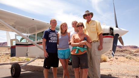 Cataract Canyon Family Flight