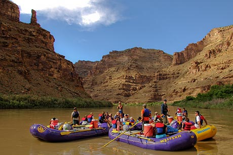 Desolation Canyon Utah Rafting Flotilla 2