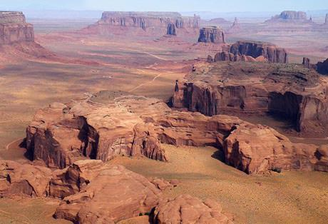 Moab Air Tours Monument Valley
