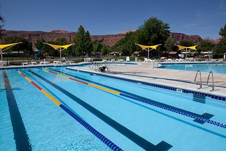 Moab Aquatics Center