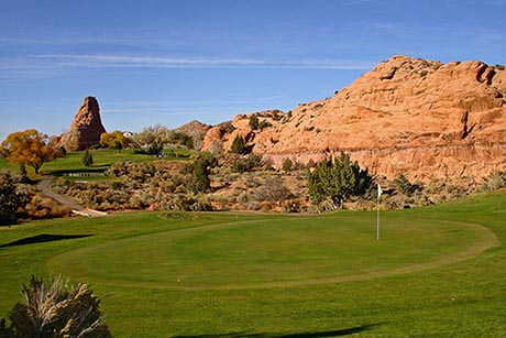 Moab Golf Course 04