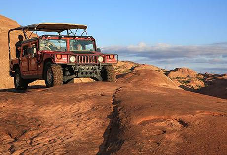 Off Road Adventures in Moab