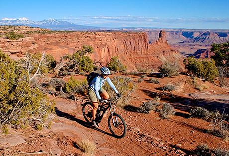 Tours in Dead Horse Point State Park