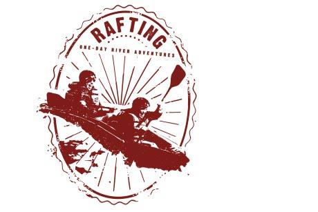Stamp Rafting