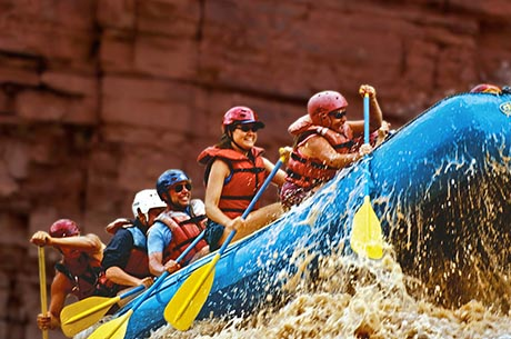 Westwater Canyon Rafting Blueboat