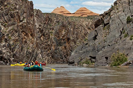 Westwater Canyon Rafting Vishu Gorge