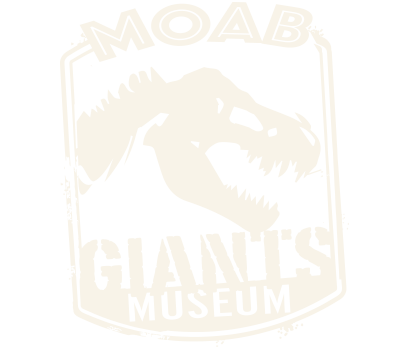 Moab Giants Stamp